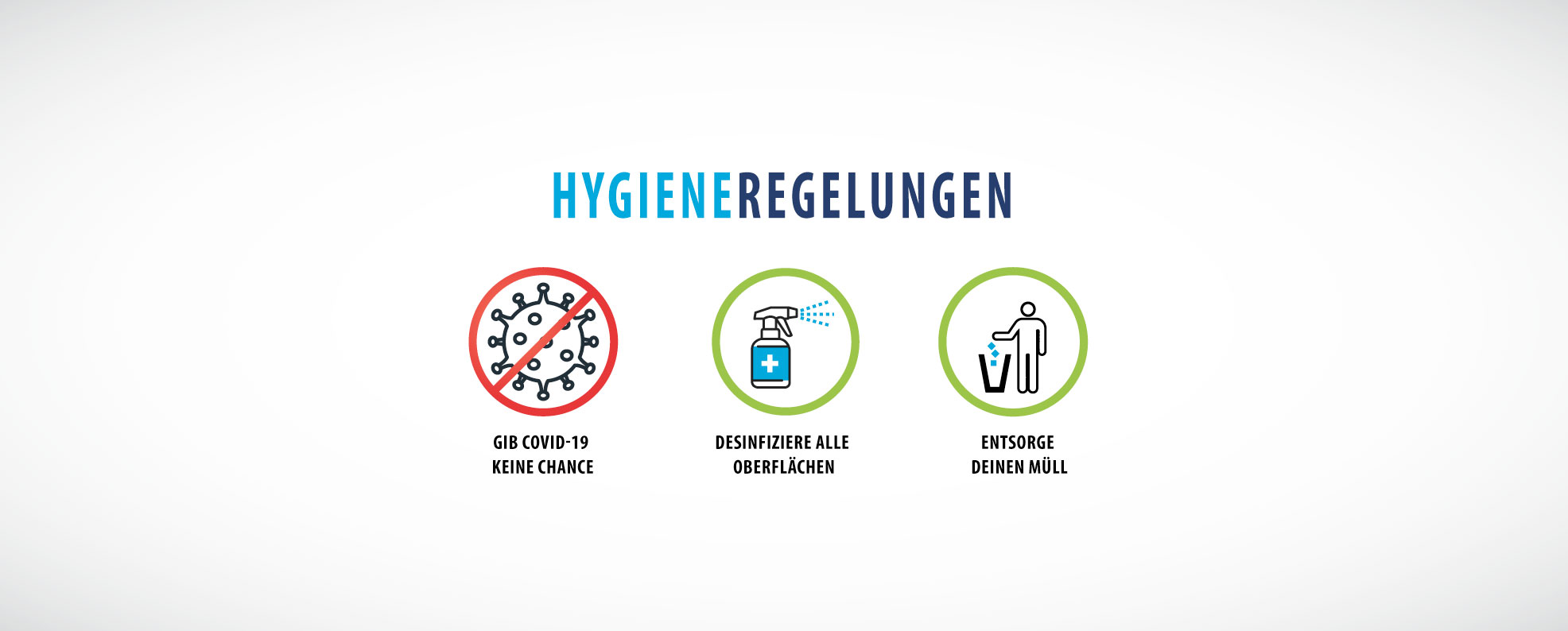 Hygieneregelungen